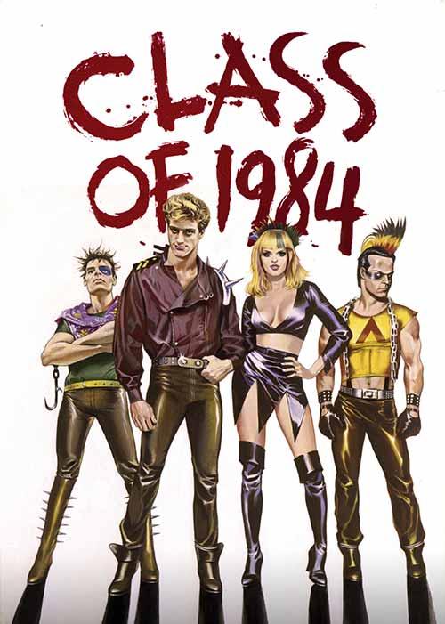 Die Klasse von 1984 - College Filme