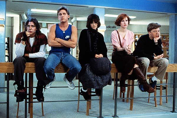 Der Frühstücksclub und die besten Highschool Filme und College Filmer aller Zeiten