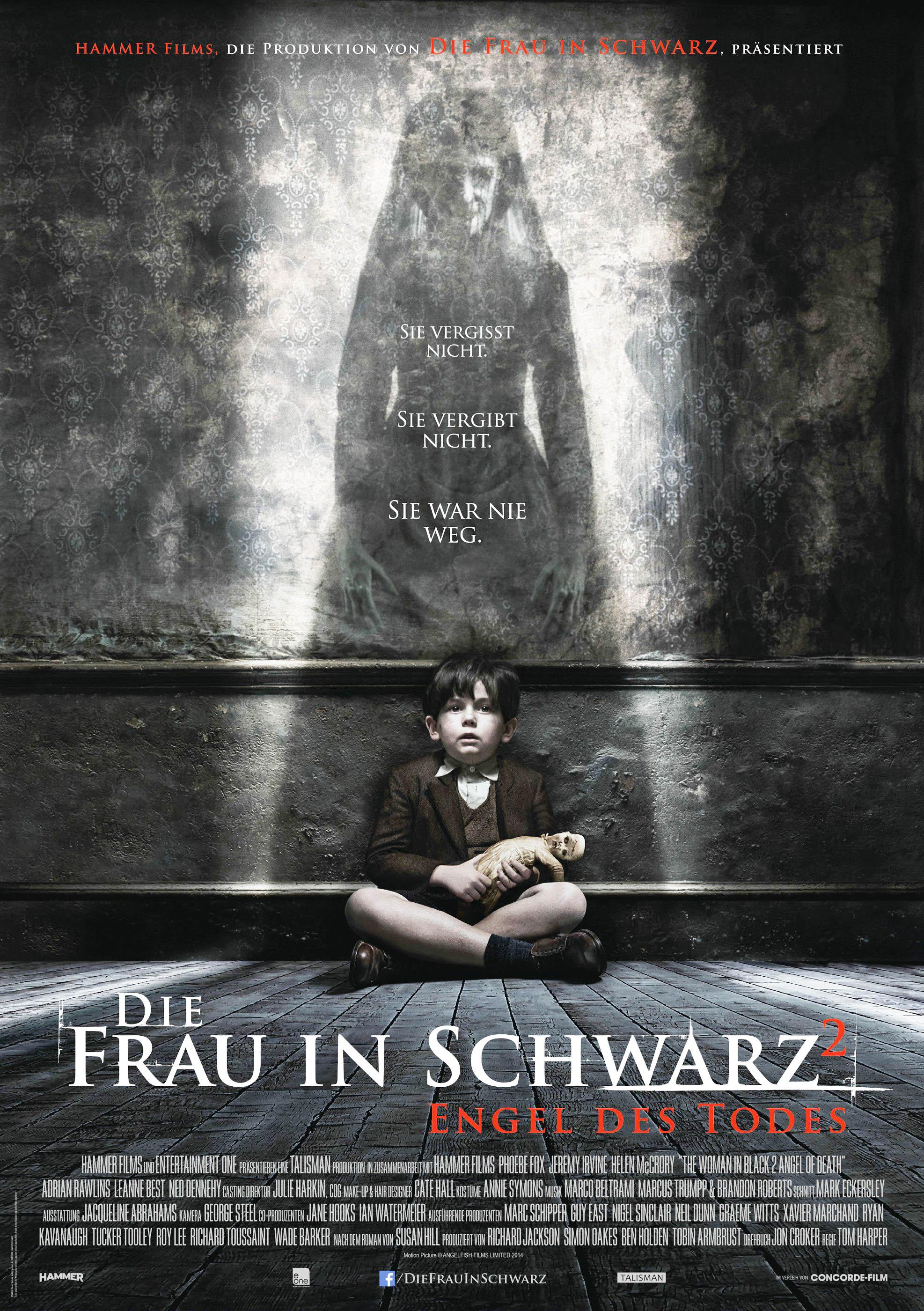 Die Frau In Schwartz